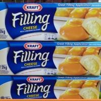 kraft filling cheese 2kg