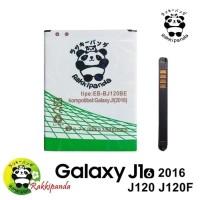 Baterai Rakkipanda For Samsung J1 2016 J120 J120F Double IC Protection