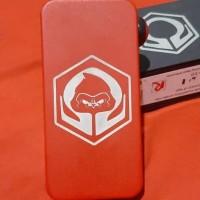 Hexohm V3 powdercoat HEXZOO RED WARRANTY VAPEZOO CHIP 10/10 BODY 9/10