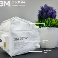 Masker 3M 9501V+ Perbox
