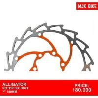 Big Sale Rotor Alligator 180Mm 7Inc Murah
