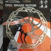Paling Terlaris Disc Brake Rotor Alligator 160Mm Bagus