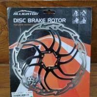 Terhot Alligator Motion Disc Brake Rotor Black 8 Inch New