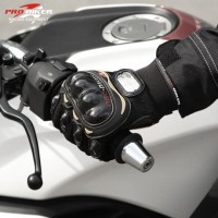 Sarung Tangan Motor Full Pro Biker Glove Touch Screen