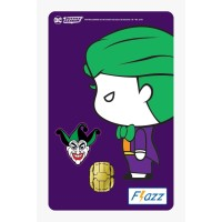 Kartu Flazz Limited Edition Justice League Chibi Joker