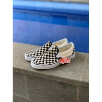 Vans Slip-on Checkerboard Black White ORIGINAL BNIB