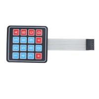 5pcs 4 x 4 Matrix Array 16 Key Membrane Switch Keypad