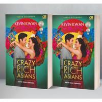 Crazy Rich Asians - Kaya Tujuh Turunan - Kevin Kwan