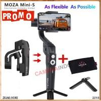 Gimbal Moza Mini S Foldable Smartphone stabilizer VC X6U2
