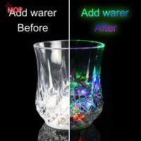 Gelas Wine Otomatis dengan Lampu LED