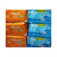 Neppi Baby Wipes Tissue Basah 50s banded