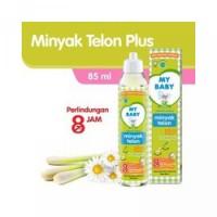 Ha&ibi - Minyak Telon Plus My Baby 145gr 85gr