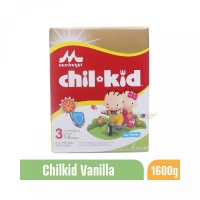 MORINAGA Chilkid Vanilla 1600 Gr
