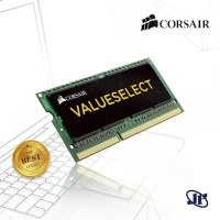Jual Memory Corsair Value Select Sodimm DDR3L PC12800 1600Mhz 8GB