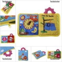 Tcid Kids early development cloth books learning education unfolding