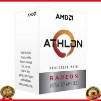 AMD Athlon 3000G With Radeon Vega 3 accessories