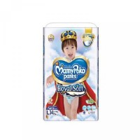 MamyPoko Pants Royal Soft L34 Boy Girl
