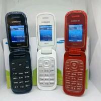 Handphone Samsung Lipat caramel E1272 last stok