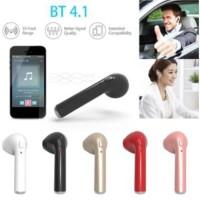 Sale Hbq-i7l BT Earphone In-ear Bluetooth 4.1 untuk Telinga Kiri +