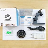 Voice Call CCTV Camera Mini Wifi Wireless Kamera Pengintai SPY CAM -