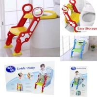 potty Baby Safe Step Ladder Potty anak pispot bayi potty seat