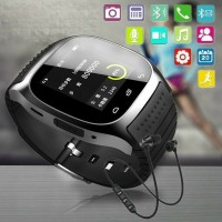 M26 Bluetooth Smart Wrist Watch Phone Mate For IOS Android iPhone