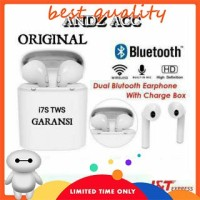 Sale Headset Bluetooth 4.2 Sport True Wireless Earphone Airpods HBQ