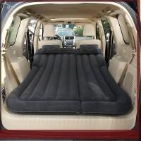 TsS Mobil suv mobil kasur tiup baris belakang mobil travel pad tidur t