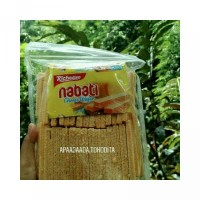 Nabati Wafer Re-Packing 250gram Snack Original Kiloan