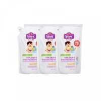Sleek bottle nipple and baby accessories cleanser pencuci botol bayi 9