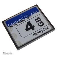 Kartu Memori Digital Cf 4gb Untuk Kamera Ponsel Gps Mp3 Dan Pdas