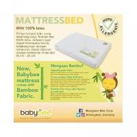 BabyBee Matras Pad Classy 95x65x2.5cm With Latex Matras Bayi