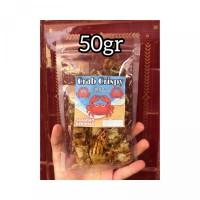 Baby crab goreng 50gr HALAL MUI