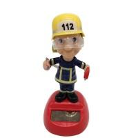 Sale Mainan Miniatur Mobil Pemadam Kebakaran Tenaga Surya untuk