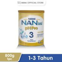 Nestle Nan Ph Pro Optipro Susu Pertumbuhan 1-3 Tahun Kaleng 800 g