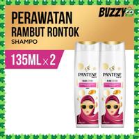 PANTENE PRO-V PERAWATAN RAMBUT RONTOK HIJAB EDITION SHAMPO 135 ML -