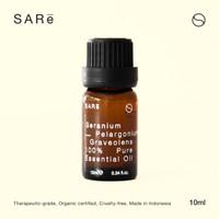 SARE Geranium Essential Oil Minyak Esensial Aromatheraphy EO Atsiri