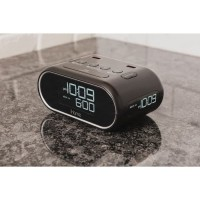 iHOME HiH33B SPEAKER Bluetooth Portable with 3 Display Alarm Clock