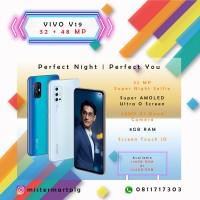HP Vivo V19 (RAM 8GB - ROM 128GB ) Arctic Blue / Crystal White
