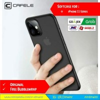 CAFELE SOFTCASE CASING IPHONE 11 12 XI XII / 11 12 PRO / 11 12 PRO MAX