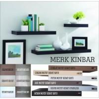 Dekorasi 60x20x4cm Rak Dinding/Ambalan/Melayang/Floating Shelf MERK