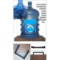 Dekorasi 60x15x4cm Rak Dinding/Ambalan/Melayang/Floating Shelf MERK