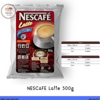 NESCAFE LATTE 500GR NESTLE PROFESSIONAL