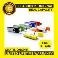 Flashdisk OTG Putar 8GB OEM. Murah dan Berkualitas ! - 4 gb