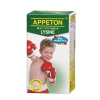 Appeton Multivitamin Lysine with Prebiotics Chewable Tablets 60s