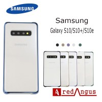 Back Cover Samsung Galaxy S10E S10 E Hard Case Clear Protective Ori