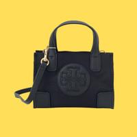 Tas Branded Original TB Ella Micro Tote Bag - Hitam