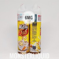 MILKY OATS OAT BANANA BY PATRIOT 27 6MG 60ML PREMIUM E LIQUID
