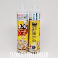 MILKY OATS OAT BANANA BY PATRIOT 27 3MG 60ML PREMIUM E LIQUID