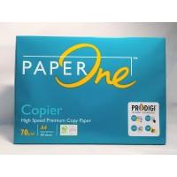 MURAH - Kertas Paper One / A4 70 Gram / Kertas Print Kantor [ 1 RIM ]